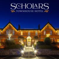 Scholars Townhouse Hotel, hotel in Drogheda