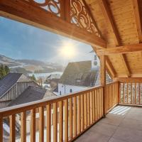 die Tauplitz Lodges - Alm Lodge A11 by AA Holiday Homes