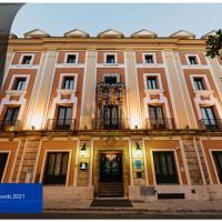 Hotel Soho Boutique Jerez & Spa, отель в городе Херес-де-ла-Фронтера