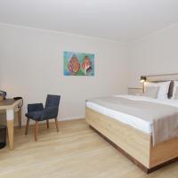 Hotel Alter Muschelsaal, Hotel in Büsum