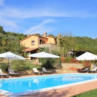 Agriturismo Parzalla, hotell i Ficulle