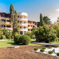 Zolotoy Kolos Health Resort, hotel Szocsiban
