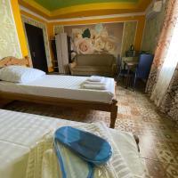 Гостиница Барракуда, отель в Лисках