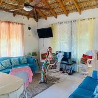 Villa de Dios el guanito ecolodge, hotel in Higuey
