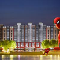 Disney's Hotel New York® - The Art of Marvel, hôtel à Chessy