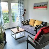 DPO40 Modern holiday home just 2 min from the beach