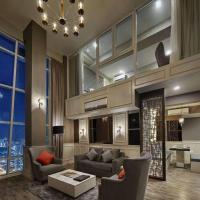 Penang Seaview Maritime Luxury Suite 槟城海景公寓, hotel in Jelutong