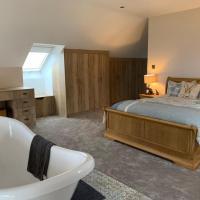 Luxury 4 bedroom lodge in Heart of Ribble valley, hotel in Preston