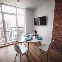 Kostjukowski Apartments Shevchenka 60