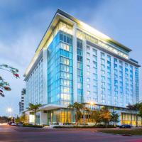 Novotel Miami Brickell, hôtel à Miami (Brickell)
