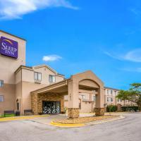 Sleep Inn Kansas City International Airport, hotel in Kansas City