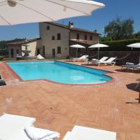 Rocca Palazzaccio apt 2, hotel in Tavarnuzze