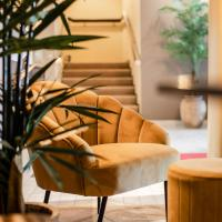 Palm Tree Hotel, Sure Hotel Collection by Best Western, hotell i Trelleborg