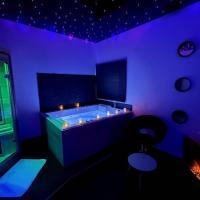 Appartement 40m2 avec sauna et jacuzzi privatif