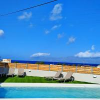 Balos Residence private pool Seafront Seaview