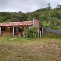 Linda Casa de Campo com Arroio, hotel in Pelotas