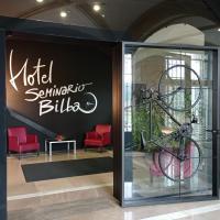 Hotel Seminario Aeropuerto Bilbao, hotel cerca de Aeropuerto de Bilbao - BIO, Derio