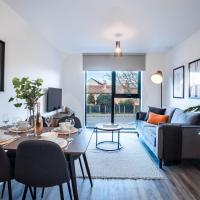 The Interchange Opulent Living Serviced Accommodation Manchester, 2 Bedroom Apartments Available, Book Today