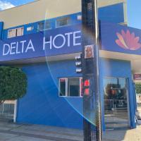Delta Hotel Rondonopolis, отель в городе Рондонополис