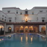 Amritara Chandra Mahal Haveli, Bharatpur, hotel in Bharatpur