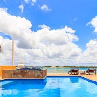 Chalé Oásis, hotel em Galinhos