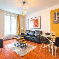 Happy Stay Paris - Marais Bourgeois Suite