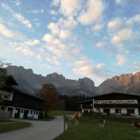 Pension Sunnbichl, hotel in Going am Wilden Kaiser