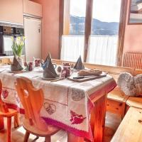 appartement dans maison indépendante100M2 avec vue exceptionnelle, hotel in Bozel