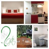 Studio au Coeur du Village avec terrasse et parking proche de Pamiers, hôtel à Pamiers