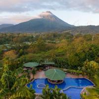 Arenal Manoa Resort & Hot Springs, hôtel à Fortuna