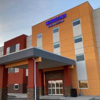 Meridian Inn & Suites Regina Airport