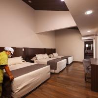 Sirari Suites by Regina, hotel in Santa Cruz de la Sierra