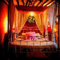 Room in Lodge - Romantic getaway to Cuenca at La Quinta de Malu