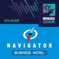 Murmansk Discovery - Отель Навигатор, отель в Мурманске
