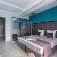 Hotel Vogue, отель в Анапе