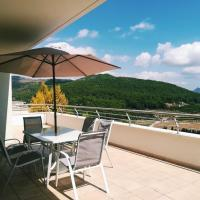 Mar, Sol y Montaña With AirCo and Pool, hotel in Ador