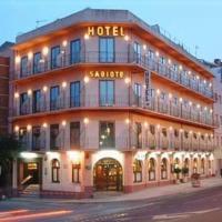 Hotel Sabiote, отель в Пинеда-де-Мар