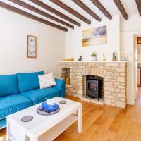 10 Ingram Street cottage with courtyard garden