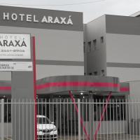 Hotel Araxá, отель в городе Араша