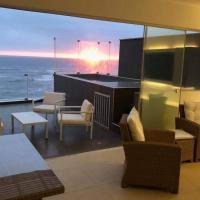 Penthouse frente al mar - Playa Señoritas, hotel in Punta Hermosa