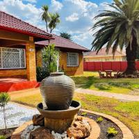 Ithonsi Guesthouse and Spa, hôtel à Kempton Park près de: Aéroport OR Tambo de Johannesbourg - JNB