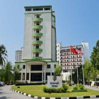 GREENISH HOTEL LANGKAWI,瓜埠的飯店