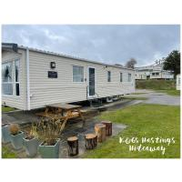 3 Bedroom stunning Caravan on Holiday Park