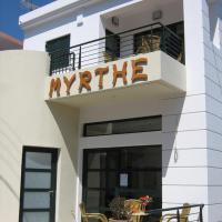 Myrthe Apartments, hotell i Myrtos
