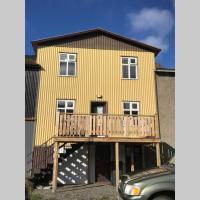 House with a warm soul in North Iceland, hótel á Siglufirði