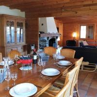 chalet Copain with hot tub and sauna Morzine/Montriond