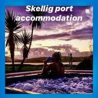 Skellig Port Accommodation - 1 Studio Bed Apartment, hotel in Portmagee
