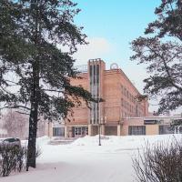 Гостиница Онежская, отель в Медвежьегорске