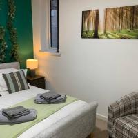 Smart 1 Bed Apartment with Sofa Bed
