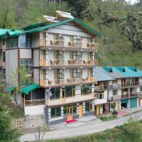 Kanyal Hills, hotel in Manāli